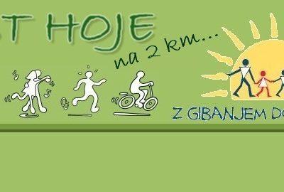 Test hoje na 2 km – Nova Gorica